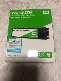 WD Green M.2 2280 Disque SSD