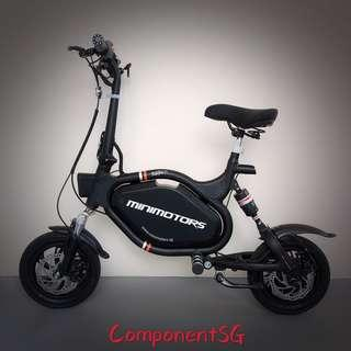 Tempo V2 Electric Scooter instock