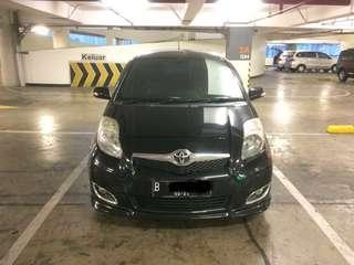 Toyota Yaris S Limited 2009 Jual Cepat BU