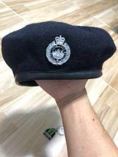 皇家香港警察 水警貝雷帽7號半