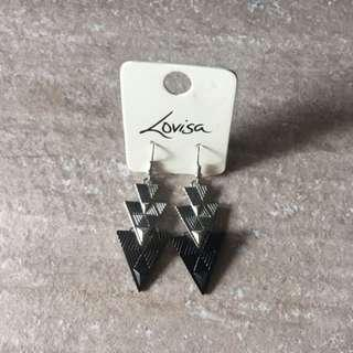 🚚 BN Lovisa Prism Earrings