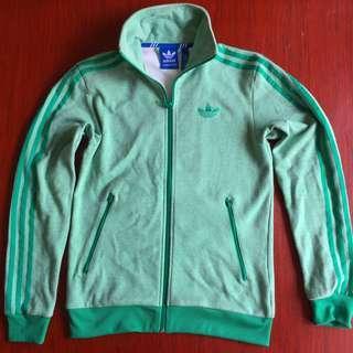 Adidas FB green track