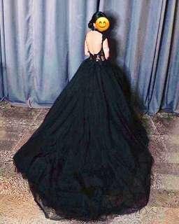 Debutants' Gown