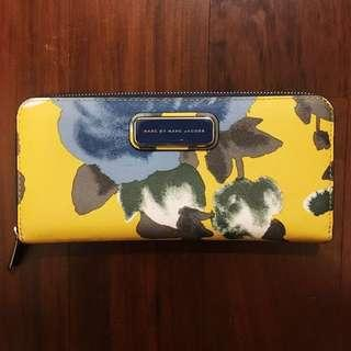 Authentic Marc by Marc Jacobs Floral Wallet