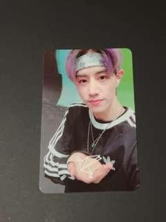 Mark Photocard - GOT7 Present: You