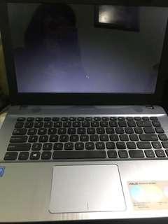 laptop asus series X441N