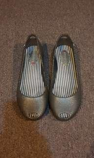 Monobo Jelly Ballerina Shoes