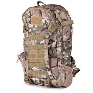 35L Multipurpose Backpack Camouflage