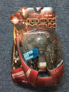 鐵甲奇俠 IRONMAN IRON MONGER