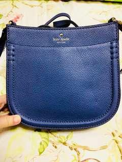 kate spade new york 'orchard street - small hemsley' leather crossbody bag in OYSTER BLUE 95215715