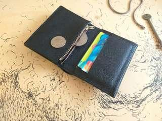 Customize Simple Leather Wallet🎁free name emboss