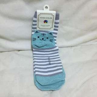 Cat socks korea