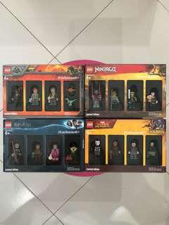 LEGO 5005254-5005257 2018 Bricktober Full Set (MISB)