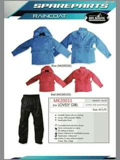 Raincoat premium quality