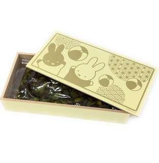 🚚 日本嵐山miffy專賣店帶回:只有一個 超精緻木盒 醬油醃製品