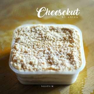 Cheesekut nestum cheese meleleh sedap murah