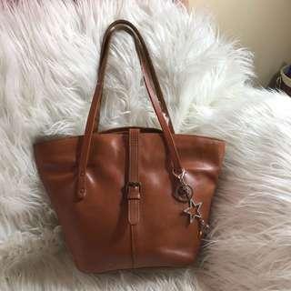 Seagull Ship Leather Bag