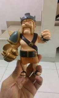 Action figure clash of clans