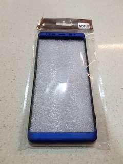 BNIB - Note 8 case (Blue / Black)