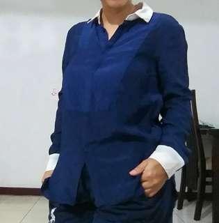 Kemeja zara woman - blouse zara