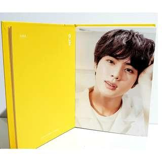 BTS Oh Always Exhibition 오,늘 Photo Book 2018 Official Goods [RARE] - Jin