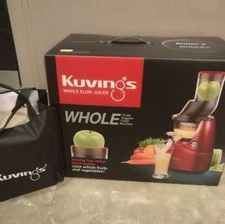Kuwinq juicer