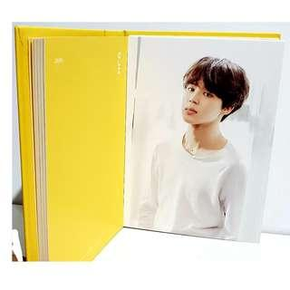 BTS Oh Always Exhibition 오,늘 Photo Book 2018 Official Goods [RARE] - Jimin