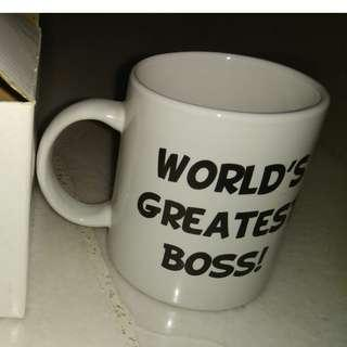 Cup/Mug - good for farewell gift for boss etc!