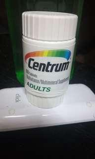 Centrum (silver 50 up) ADULTS, 60 tablets (US)