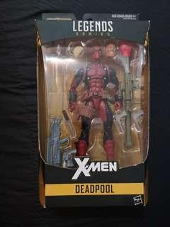 BNIB Marvel Legends Juggernaut wave Deadpool
