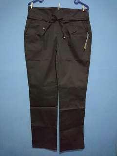 Celana panjang NEW hitam