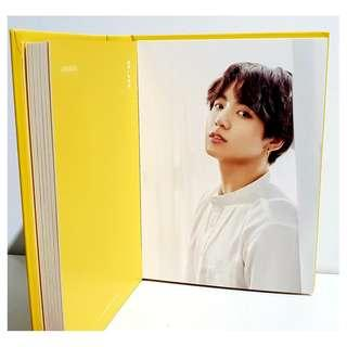 BTS Oh Always Exhibition 오,늘 Photo Book 2018 Official Goods [RARE] - Jungkook