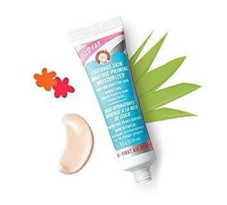 First aid beauty coconut skin smoothie primer moisturizer