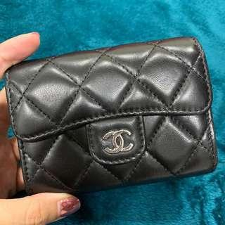 Chanel Lambskin Small Wallet