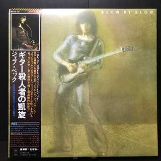 Jeff Beck 「Blow by Blow」黑膠唱片