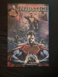 DC Comics Injustice: Gods Among US Year 2 Vol 1