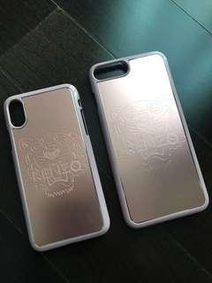 Ready Stocks: Kenzo Tiger Rosegold 6+ 7+ 8+ iphone