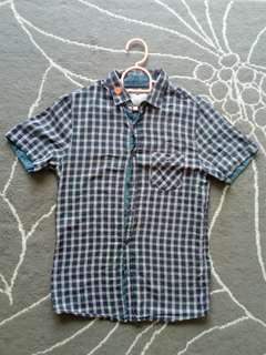 Cotton on brunswick shirt (free postage)