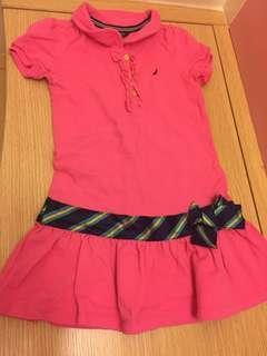 (包順豐站) Nautica dress