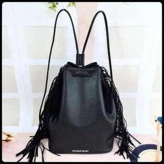 🚚 Victoria Secrets Fringe Backpack