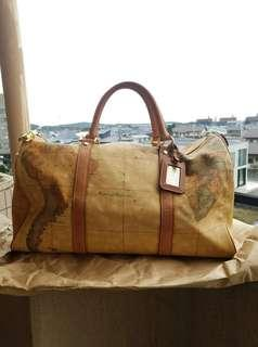 authentic alviero martini travelling bag