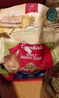 Rabbits food