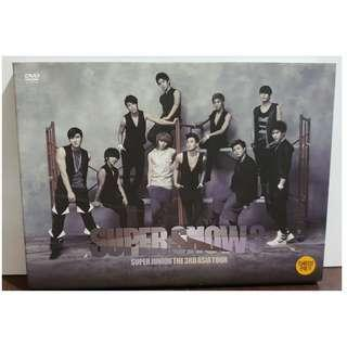 Super Junior - The 3rd Asia Tour: Super Show 3 (2DVD + Photobook) (Korea Version)