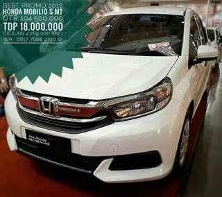 HONDA NEW MOBILIO 1.5 S MT YEAR END SALE