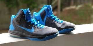 Nike airmax basketball shoes size 9.5
