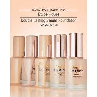 Etude House Double Lasting Serum Foundation SPF25 PA++