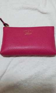 Gucci Fuschia Pouch Authentic