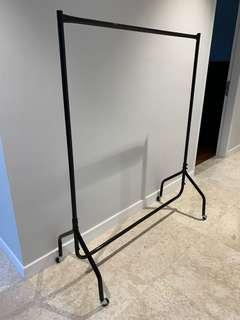 Heavyduty Clothes Railing 120cm (w) x 150cm (h)
