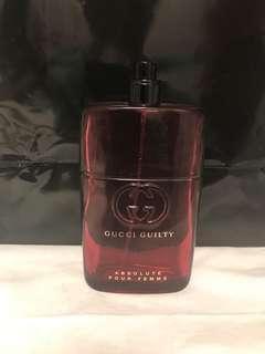 🚚 Gucci香水空瓶