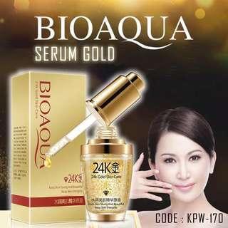 Bioaqua Serum Gold 24K